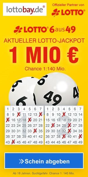 lottoquoten vom mittwochslotto