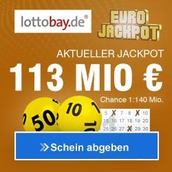 Jetzt EuroJackpot auf Lotto24.de spielen!